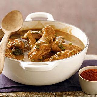 Cajun Chicken Stew.