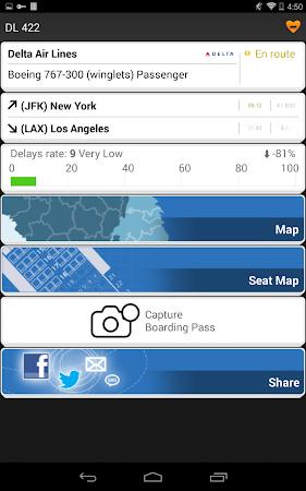 Airline Flight Status Tracking 1.7.5 screenshot 206399