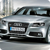 Audi A4 Live Wallpaper HD
