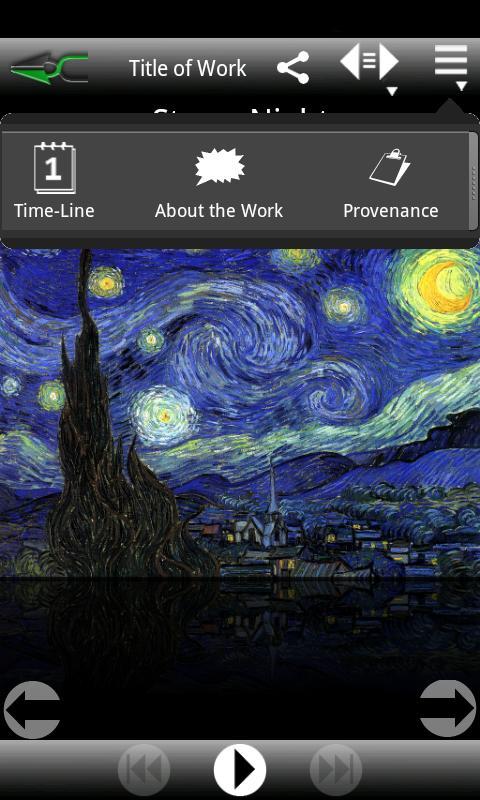 My-Guide to Vincent Van Gogh- screenshot