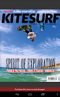 Screenshot of Kitesurf