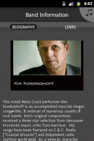 Kim Kondrashoff - screenshot