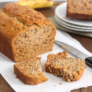Roasted Brown Butter Banana Bread.