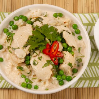 Thai Chicken and Coconut Milk Soup CBC Best Recipes Ever
