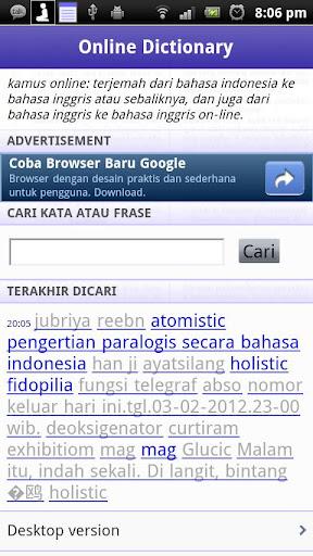 Kamus Landak Online Apps On Google Play