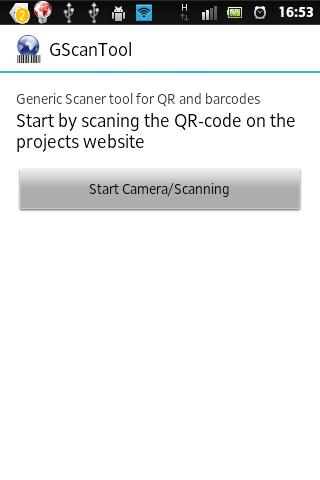 GScanTool