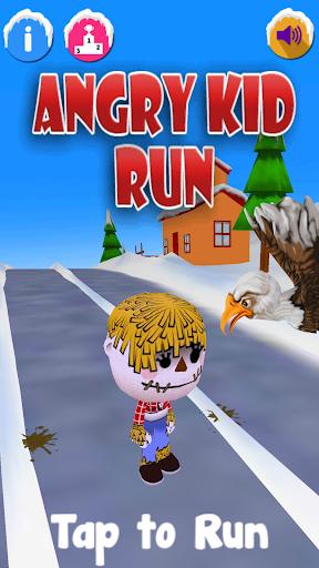 Angry Kid Run