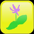シンプル植物リスト-里山に咲く花- icon