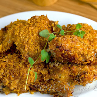 Crispy Cajun Chicken