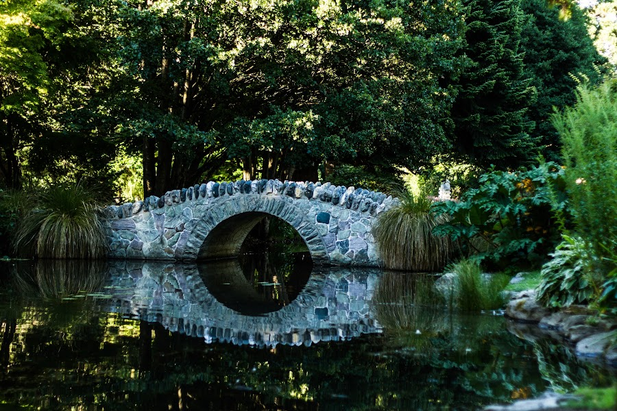 Old Stone Bridge by Mike Patterson - Buildings & Architecture Bridges & Suspended Structures