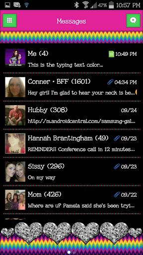 GO SMS - SCS221