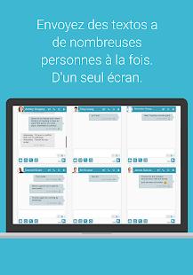 SMS Gratuit depuis votre PC– Vignette de la capture d'écran
