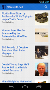 New Times Broward Palm Beach- screenshot thumbnail