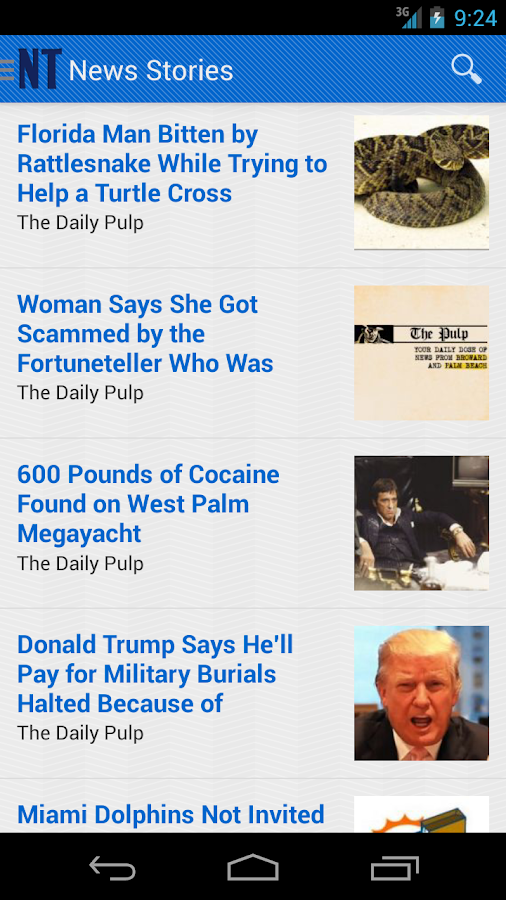 New Times Broward Palm Beach- screenshot