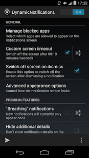 DynamicNotifications - screenshot thumbnail
