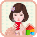Lovelygirl's tea time dodol icon