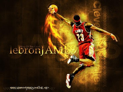 NBA player wallpapers pictures - screenshot thumbnail