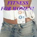 Fitness For Women! logo