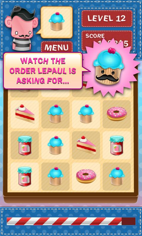 Tea Time Treats Free- screenshot