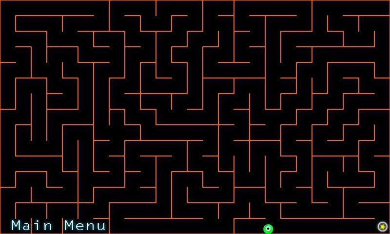 Endless Maze- screenshot