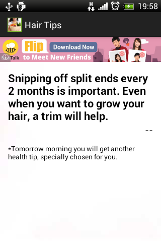 Best cute Hair Tips for free