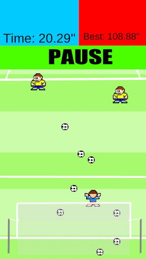 Bad Goalie
