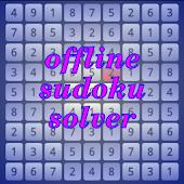 Offline Sudoku Solver