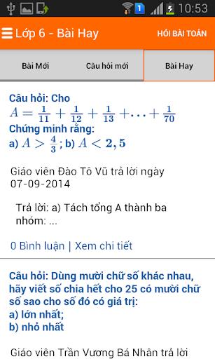 玩教育App HoiToanVn免費 APP試玩