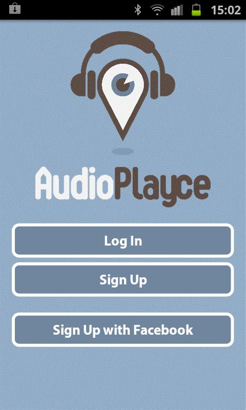 AudioPlayce - screenshot