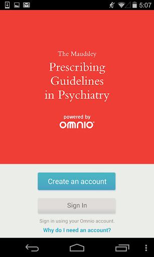 Guidelines in Psychiatry