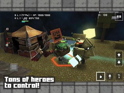 Block Fortress: War- screenshot thumbnail