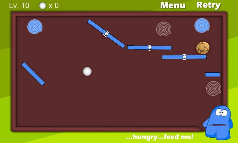 Cookie Billiard Free - screenshot