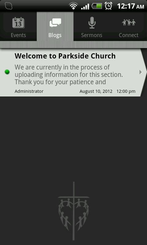 Parkside - screenshot