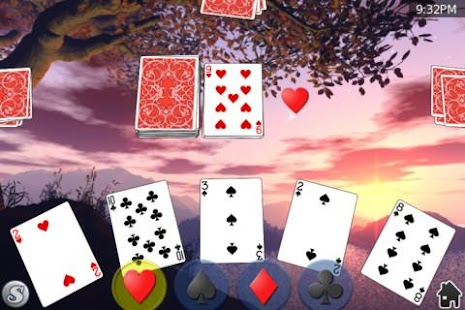 CardShark Lite(solitaire&more) - náhled