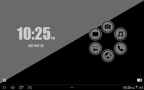 SL Theme Black and Grey