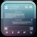 GO SMS Pro Diva Theme