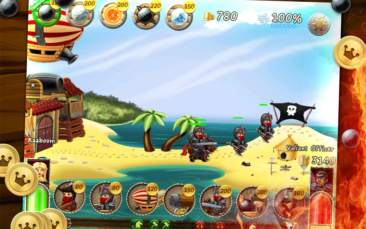 Wars Online - screenshot