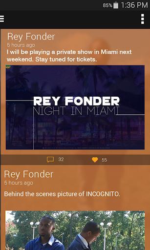 Rey Fonder