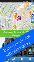Screenshot of Excursia Audio Guide