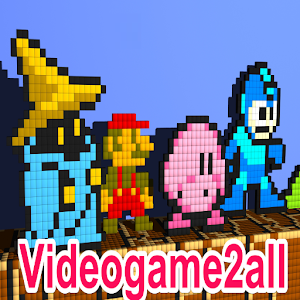 videogame2all lite version for PC and MAC