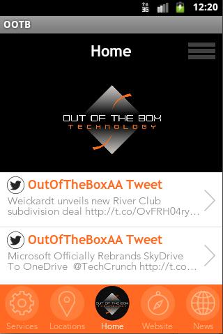 【免費商業App】Out of the Box Technology-APP點子