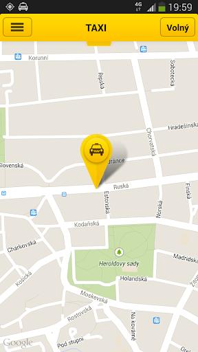 Taxichief Driver
