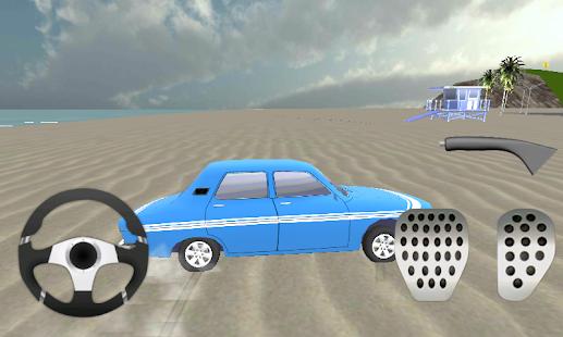 Classic Car Drift 3D 2014