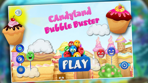 CANDYLAND BUBBLE BUSTERS