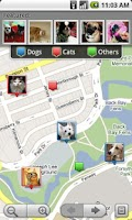 Screenshot of Pets Next Door -Dogs,Cats&More