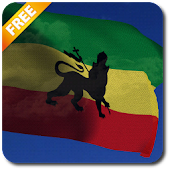 Rasta Flag Live Wallpaper