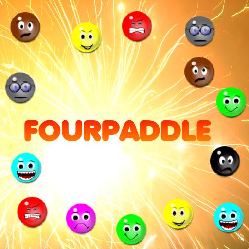 FourPaddle LOGO-APP點子