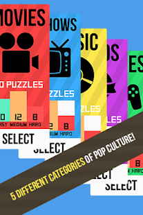 Pixel Pop - Icons, Logos Quiz - screenshot thumbnail