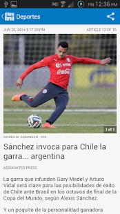 el Nuevo Herald - screenshot thumbnail