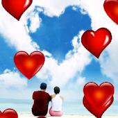 Hearts falling LWP